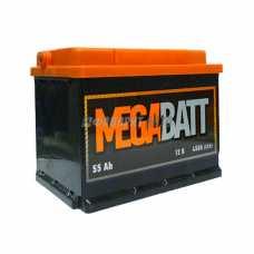 АКБ Megabatt 6ст  55 п.п.  420 EN 242*175*190