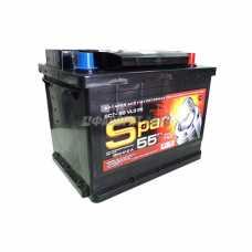 АКБ SPARK 6ст-55VL3 (R) SPA55A3-R 12В 55 а/ч 410 п.т. конус о.п. г.Свирск #