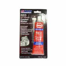 Герметик прокладок ABRO MASTERS (красный) 85 г 11-АВ-СН #