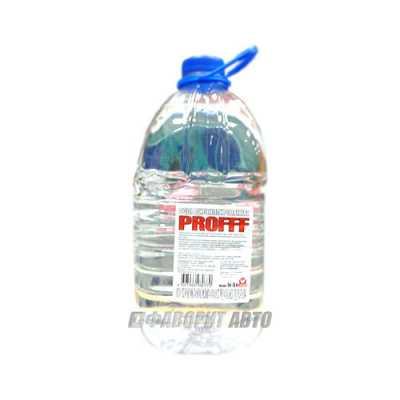 Дистилиров вода   пэт.бут. 4л.   /4 #