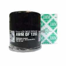 Фильтр AWM OF 1202 масл (Renault,Nissan, Mazda) W67/1