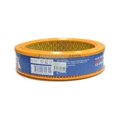 Фильтр воздушн.LUXE LX-2101-B (круглый) ВАЗ 2101-2115,2121,Ока  арт.761 #