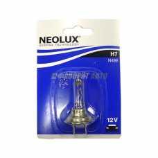 Лампа H7 55W 12V PX26D 10XBLI1 (16210 01-B) NEOLUX [N499-01B] #