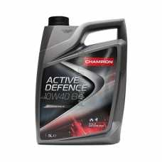 Масло CHAMPION ACTIVE DEFENCE 10w40 5 л.#