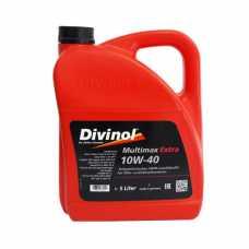 DIVINOL Multimax Extra для диз.двиг. 10w-40 API CI-4/SL, ACEA  E7/A3/B4 п/с 5л.#