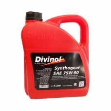 DIVINOL Synthogear 75w-90 API GL-4/5 синт. 4л.#