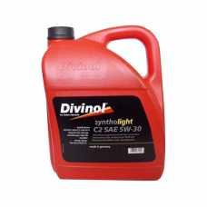 DIVINOL Syntholight  C2 5w-30 API SN/CF,ILSAC GF -4/5, ACEA C2-12 синт. 5л.#