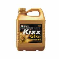 KIXX  G1 5W-20 (FEx) SN/CF 4 л синт #