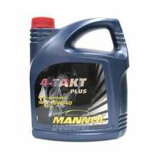MANNOL  4-TAKT Plus 10*40 4л MN7202-4#