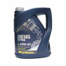 MANNOL  Diesel Extra  10*40    5л  п/с MN7504-5#