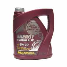 MANNOL  Energy Formula JP   5*30 CF-5    4л  синт MN7914-4ME#