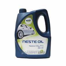 NESTE  Pro C3 5W-40 син.(4л)(NESTE CITY PRO 5W-40) #