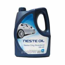 NESTE Premium + SAE 5W-40 син.(4л) (NESTE City Standart) #