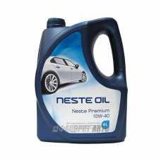 NESTE Premium SAE 10W-40 п/с.(4л) #