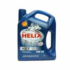 SHELL Helix HX7 5*30   4л п/с синий (Plus) #