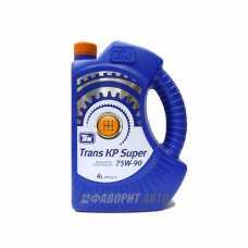 ТНК  Trans KP Super  75w-90  GL-4  4л  п/с #