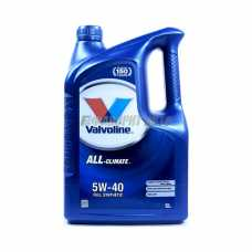 Valvoline ALL CLIMATE 5W40 5л (872281)#