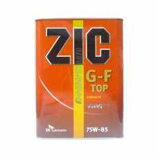 @ZIC Масло тр. 75W85 G-F TOP (GL-4) син. 4л.